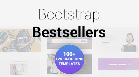Bootstrap Bestsellers