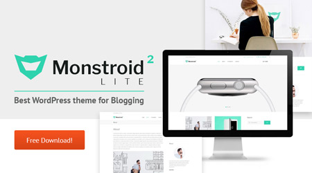 Best WP theme for blogging