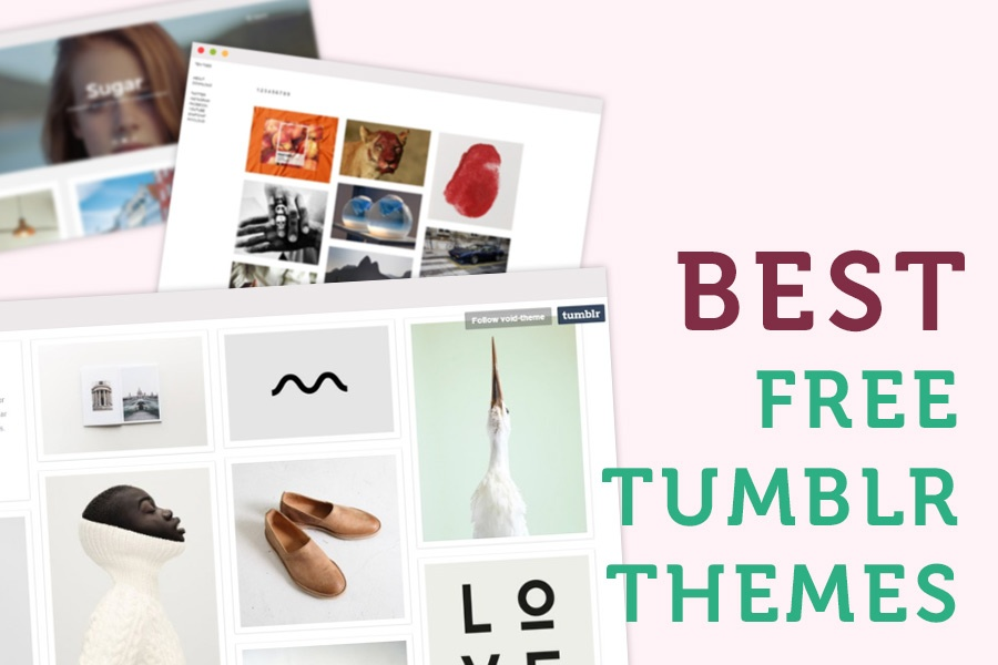 15+ Best Free Tumblr themes in 2019